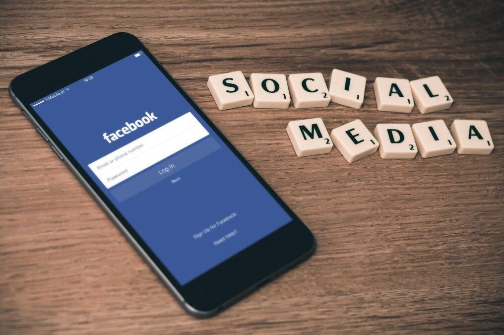 facebook作り方