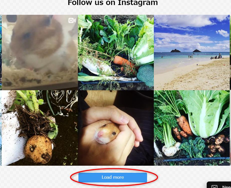 instagramfeedGrid
